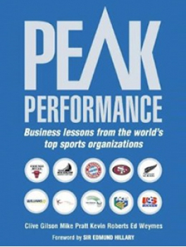 Peak Performance: Business lessons from the world's top sports organisations